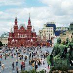 """Ciklon """"Sara"""" se nadvija nad Moskvom: Prijeti kolaps"""