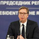 Vučić: Priština hoće da hapsi Srbe ako drugačije misle