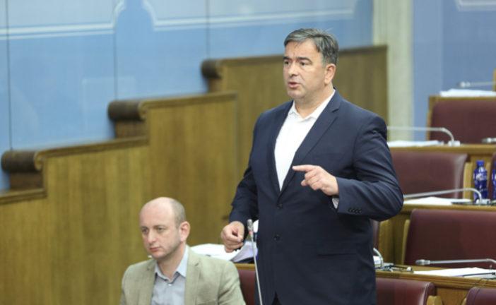 Medojević: Objaviti imena doušnika ANB-a, zabraniti rad DPS-a!