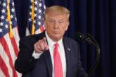 SAD: Tramp potpisao uredbe o pomoći