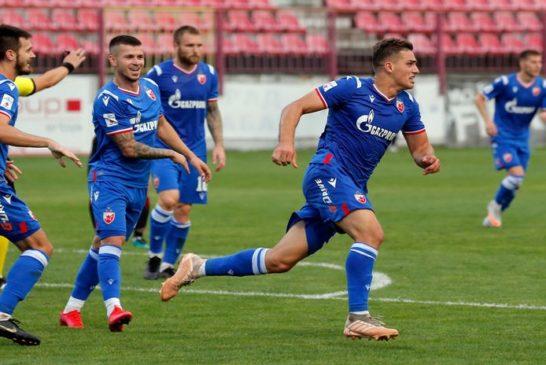 Zvezda lako sa Mačvom: Krstović dao prvijenac, upisali se Nikolić i Vulić