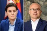 """""""Novosti"""": Vučević i Brnabić kandidati za premijera!"""