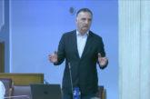 Milić: Skandal je kako je izbjegnuto glasanje o VDT-u u Skupštini!