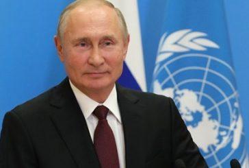Putin predložen za Nobelovu nagradu za mir