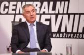 Đukanović prijeti: Amfilohiju ćemo srušiti svaki kamen koji postavi na Cetinju, iz šume ćemo braniti državu!