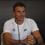 Aleksandar Stanojević pred Sfintul: Bitno je da prođemo dalje