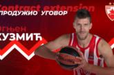Zvezda produžila ugovor sa Kuzmićem