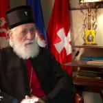 Raspop ponovo u elementu: Najavljuje da će pokoriti sve srpske popove, a Mitropolita naziva ratnohuškačem