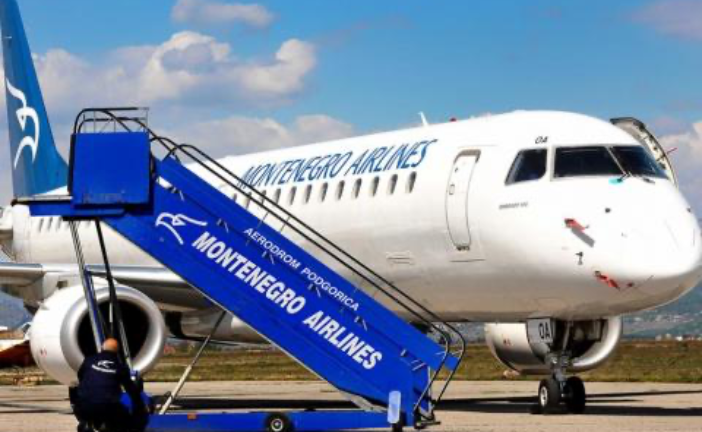 Montenegro Airlines ne može preživjeti bez državne pomoći