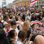 Masovni protesti na ulicama Minska: Stotine uhapšenih