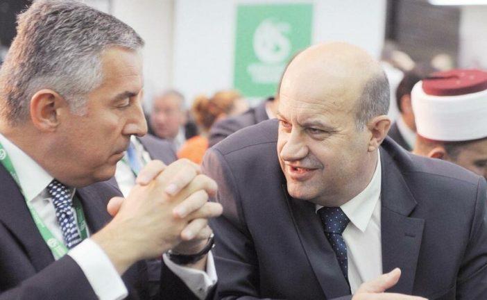 Rade li funkcioneri Bošnjačke stranke protiv svog naroda: Služe Milu, a ne Crnoj Gori, lični interes stavili ispred nacionalnog!