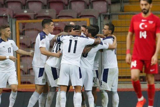 Srbija prokockala dobijeno: Vodili 2:0, pa uzeli samo bod u Turskoj!