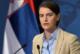 Brnabić od danas i v.d. šefa srpske diplomatije