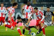 Derbi grešaka: Partizan se rano povukao, Zvezda se spasila iz penala