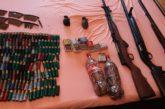 U Tuzima oduzeta puška, bombe i municija