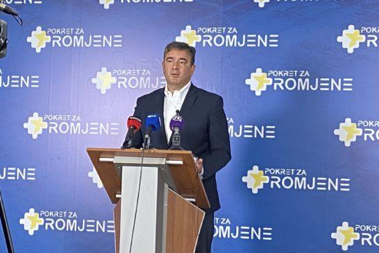 Medojević: PzP ponudio kompromisno rješenje mandataru, neće nam DPS i Vijesti sastavljati Vladu!