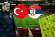 Tumba tumba tim za Tursku, u ekipu se vraća Kolarov