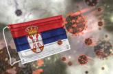 Srbija: Zarženo još 326 osoba, dvije preminule