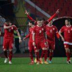 Magična noć: Srbija pregazila Rusiju i ostala u Ligi B