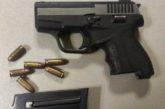 Uhapšen Podgoričanin, za pojasom nosio pištolj sa municijom
