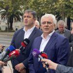 Mandić: Čudno kako Krivokapiću ne smeta što je Abazović podržavao Hašima Tačija, a smetamo mu mi srpski političari!