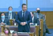 Eraković (DPS) zasmijava javnost: Izbori su bili neregularni!