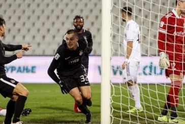 Partizanu još jedna igra nerava: Štulić pogodio za minimalac