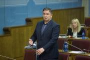Medojević: Krivokapić osvojio mandat na našoj listi, a u Vladi mu ima više ljudi iz DPS-a nego iz DF-a!