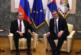 Lavrov obilazi Hram i grob patrijarha, sastaje se sa Vučićem, Selakovićem i Dačićem